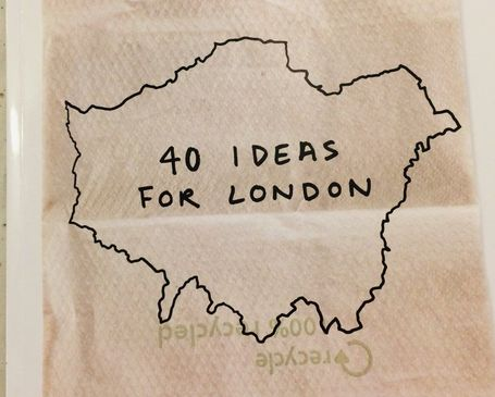 40 Ideas for London - CGL Architects