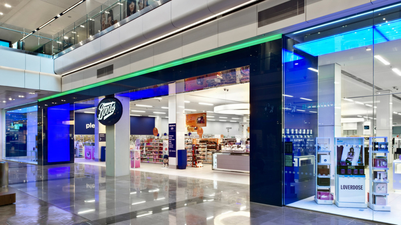 boots stratford