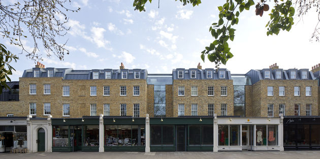 Dalston Lane Terrace - CGL Architects