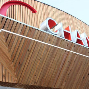 Chantry Centre Sign