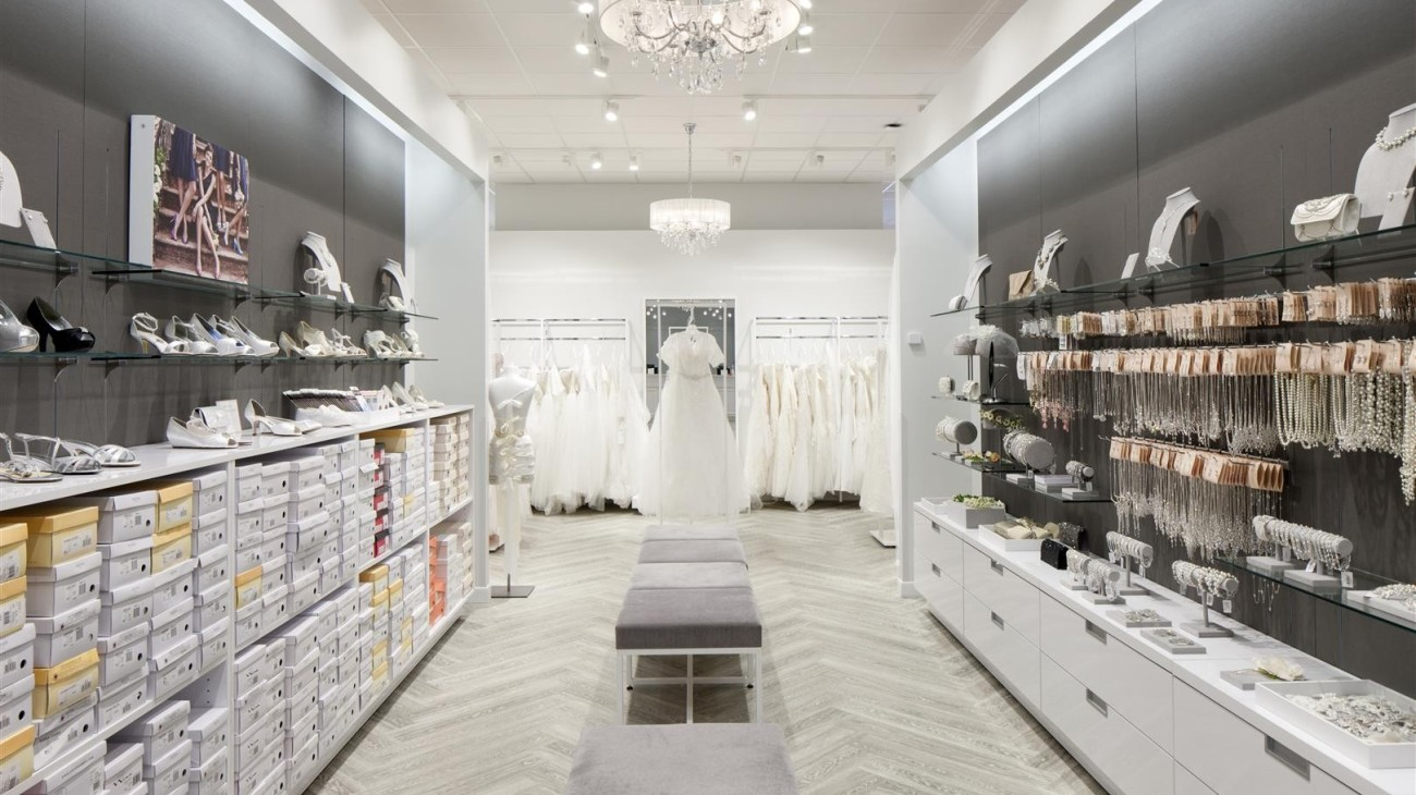 David's Bridal - CGL Architects