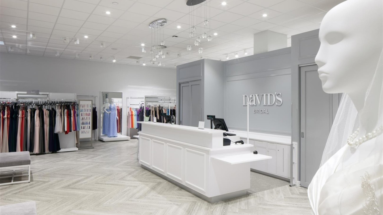 Davids Bridal Braehead - CGL Architects