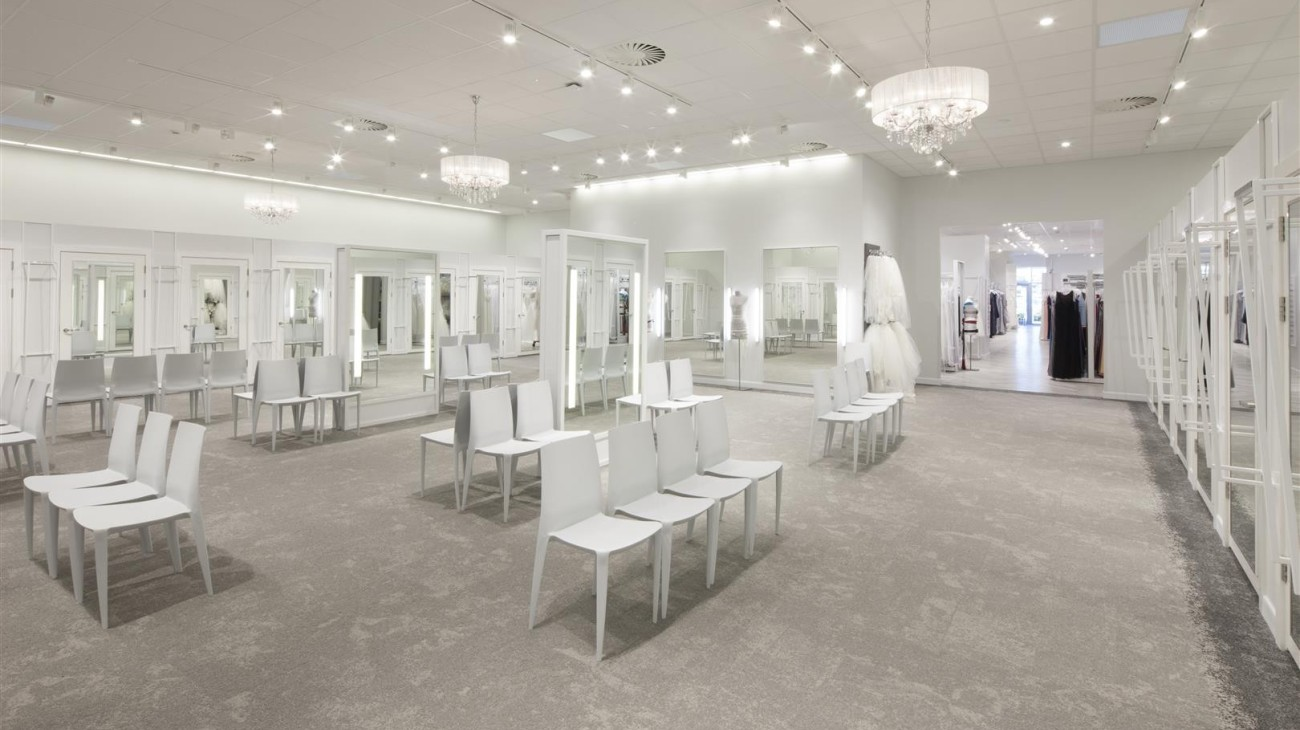 David's Bridal Braehead Presentation Area