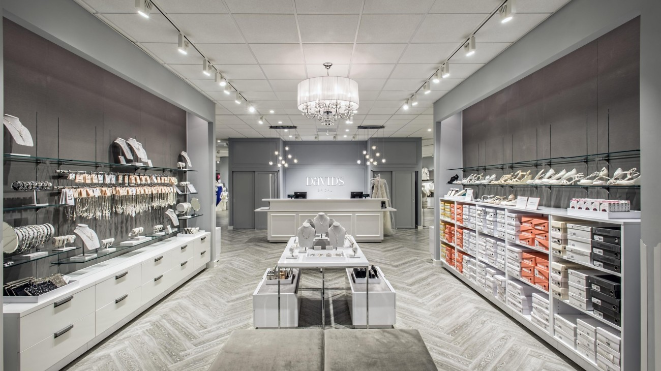 Davids Bridal Birmingham - CGL Architects