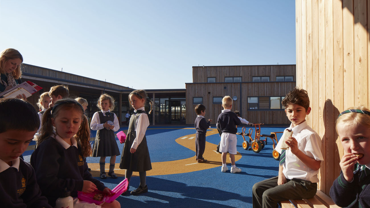 King's Infant School - CGl Architects