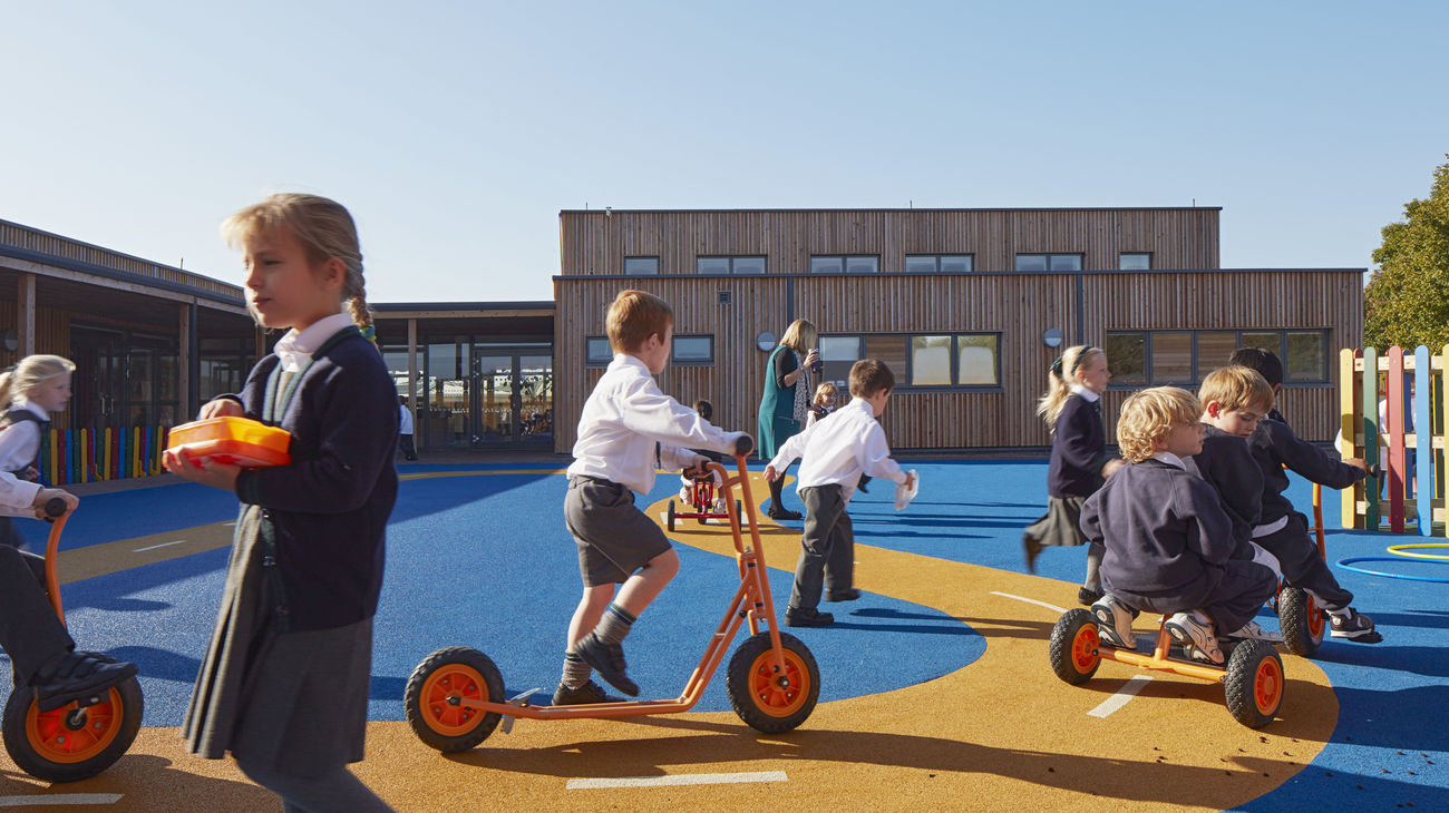 Kings Infant School - CGL Architects