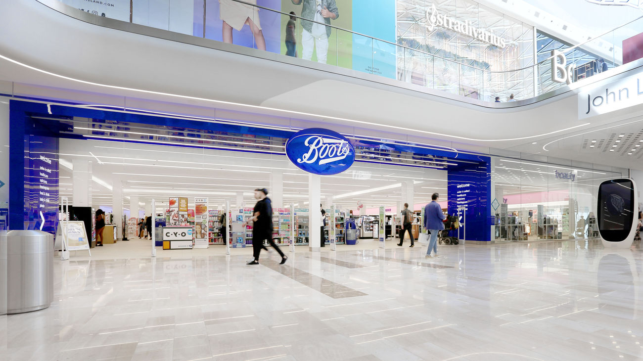 Boots the Chemist - CGL Architects