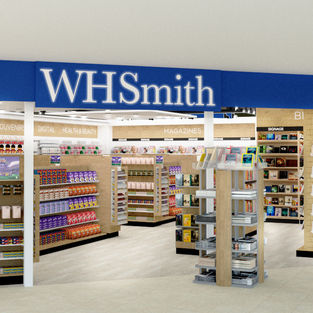 WHSmith Manchester Airport T3 - CGL Architects