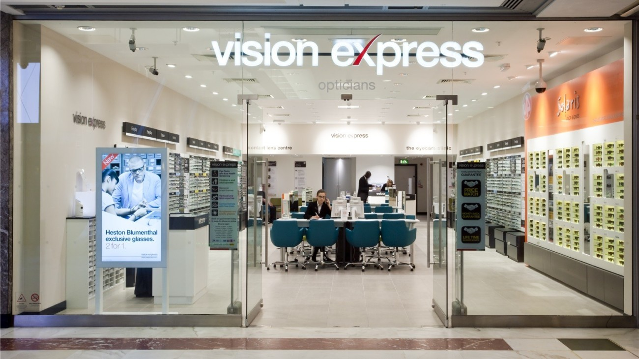 Vision Express Brent Cross Front